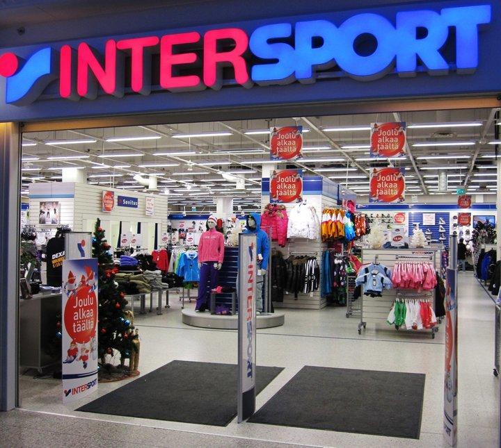 Intersport rovaniemi kauppias