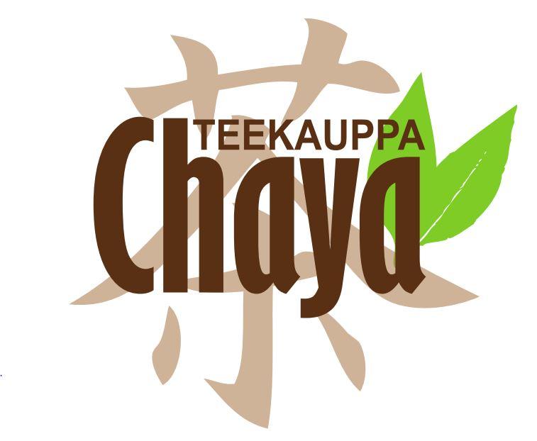Chaya Teekauppa - Logo