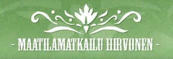 Maatilamatkailu Hirvonen Туристическое имение Хирвонен - Logo
