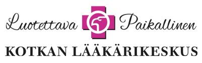 Kotkan Lääkärikeskus - Logo