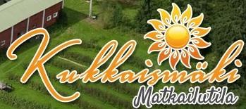 Matkailutila Kukkaismäki - Logo
