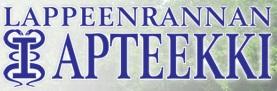 Lappeenrannan 1 Apteekki - Logo