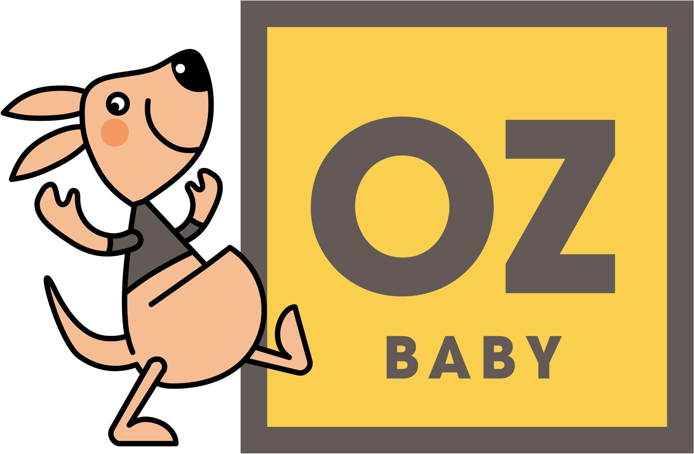 Oz Baby Магазин детских товаров - Logo