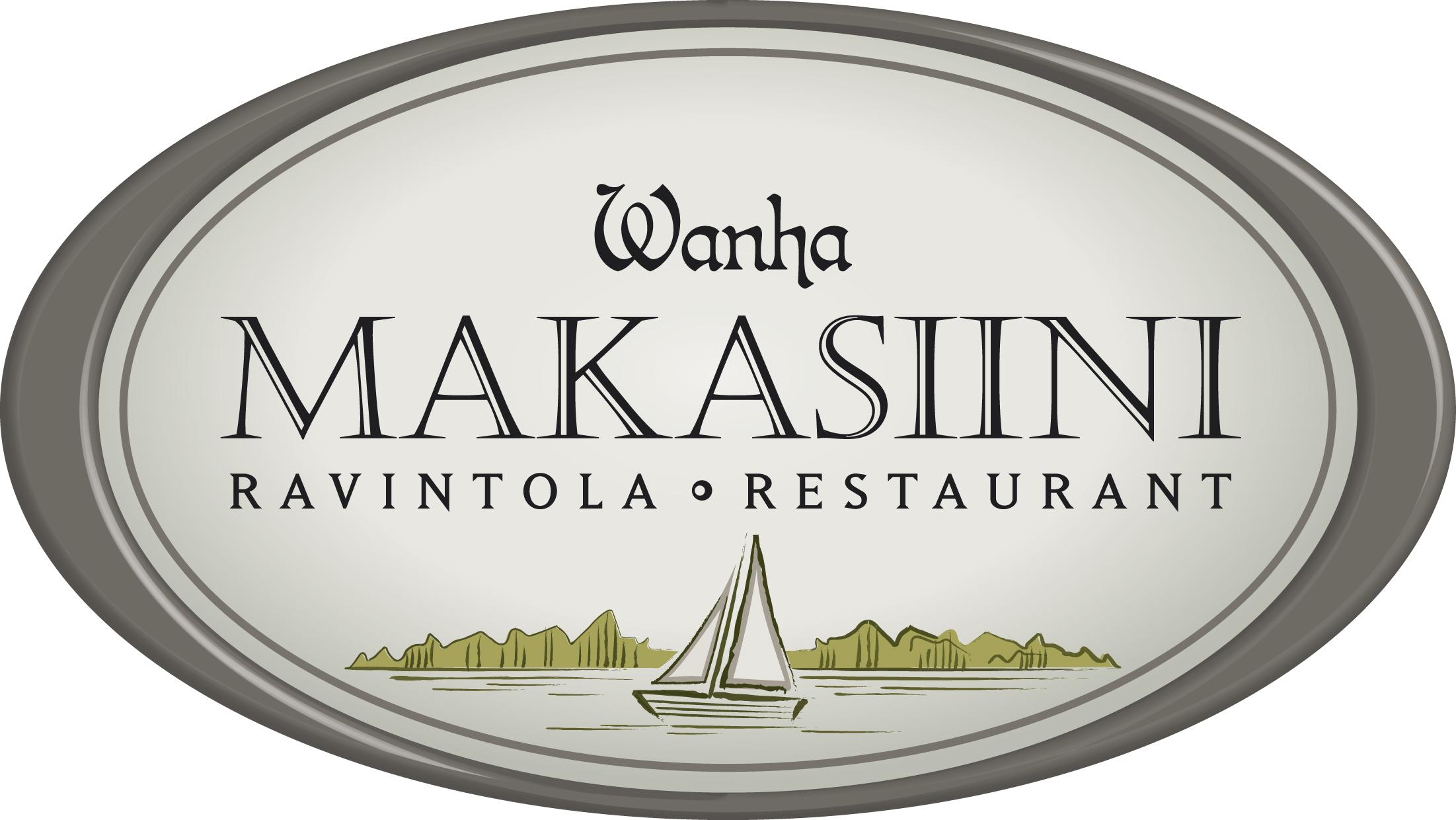 Ravintola Wanha Makasiini - Logo