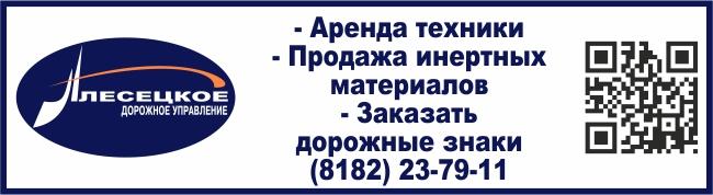 Плесецкое дорожное управление, АО - Logo