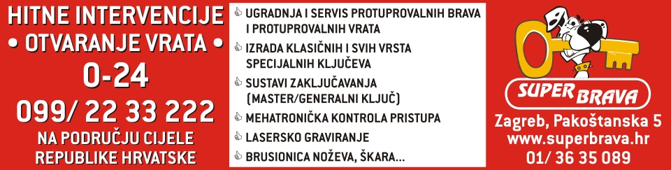 BRAVARSKI SERVIS SUPER BRAVA