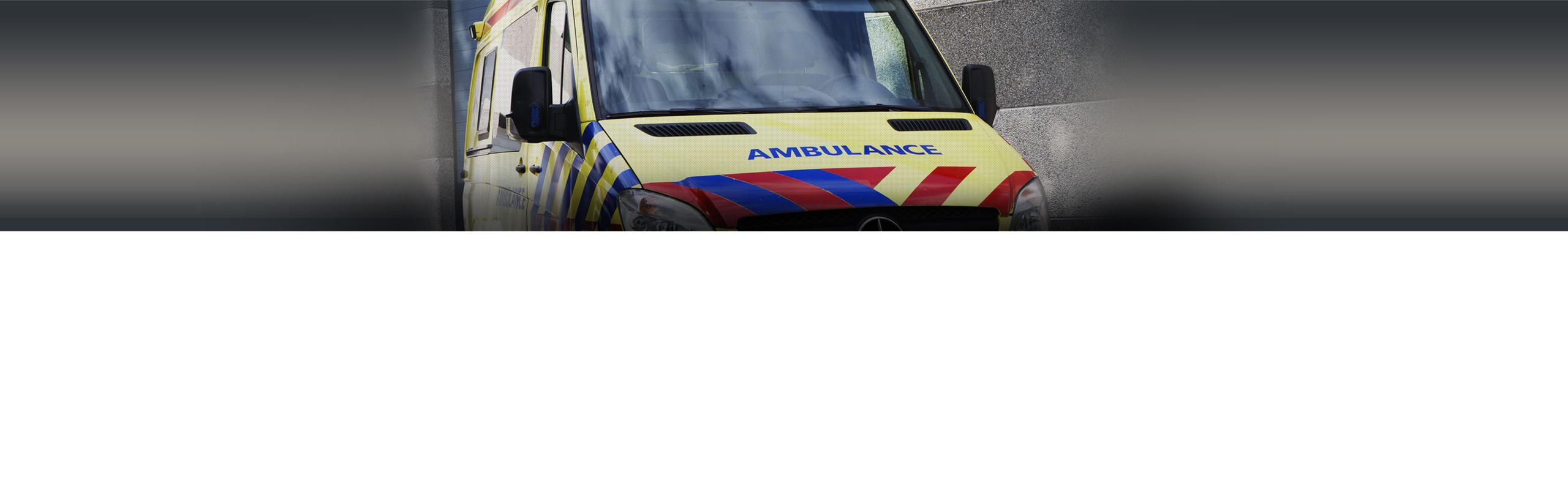 Ambulance (Service d') - AMG Ambulance - 1