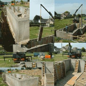 Betonwerken - Heyninck & De Meyer - 1