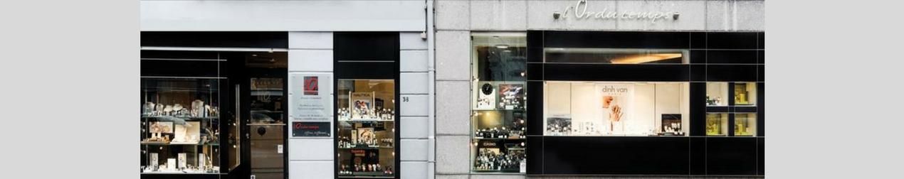Royaume-Uni disponibilité nouveaux prix plus bas dessin de mode L'Or du Temps-Vanwerst, Spa - Tél: 08777 01... >> Bijoutiers ...