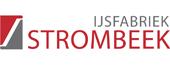 Logo IJsfabriek Strombeek