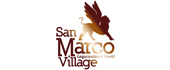 Logo San Marco Village.
