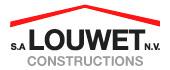 Logo Louwet Constructions