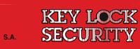 Logo Key Lock Security