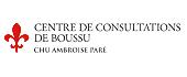 Logo Centre Consultations de Boussu C.H.U. Ambroise