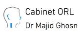 Logo Cabinet ORL BruxellesDr Majid Ghosn