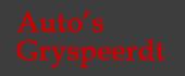 Logo Auto's Gryspeerdt P.