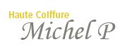 Logo Michel P. Haute Coiffure