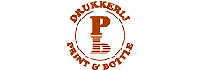 Logo Drukkerij Print & Bottle