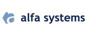 Logo Alfa Systems Benelux