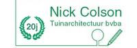 Logo Nick Colson Tuinarchitectuur