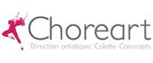 Logo Centre de Danse Choreart