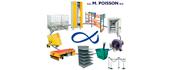 Logo POISSON M