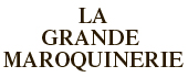 Logo La Grande Maroquinerie