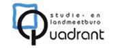 Logo Quadrant Studie- & Landmeetburo
