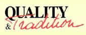 Logo Quality & Tradition