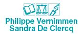 Logo Philippe Vernimmen - Sandra de Clercq