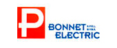 Logo P.Bonnet Electric Rillaert-Merckx