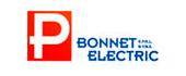 Logo P.Bonnet Electric Rillaert-Merckx