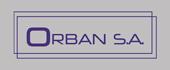 Logo Orban Entreprises sa