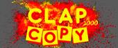 Logo Clap Copy 2000