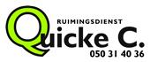 Logo Oud Ruimingsdienst Quicke Camiel
