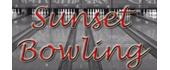 Logo Sunset Bowling