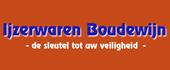 Logo Ijzerwaren Boudewijn