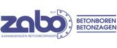 Logo Aannemingen Betonboringen Zabo