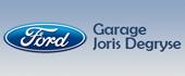 Logo Garage Degryse J/Ford