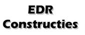 Logo EDR Constructies
