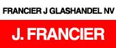 Logo Francier J Glashandel