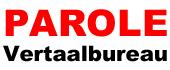 Logo Parole Vertaalbureau