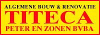 Logo Algemene Bouw & Renovatie Titeca Peter & Zonen