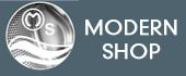 Logo Modern Shop