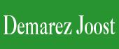 Logo Bloemen en Tuinaanleg Demarez Joost