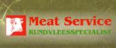 Logo Meat Service