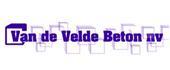 Logo Van de Velde Beton