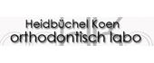 Logo Heidbuchel Koen Orthodontisch Labo