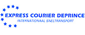 Logo Express Courier Deprince
