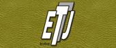 Logo ETJ Menumappen en Wijnmappen